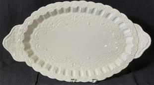 AMORA Ceramic Serving Dish
