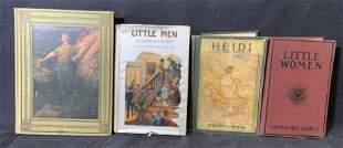 Group Lot 4 Vintage Books