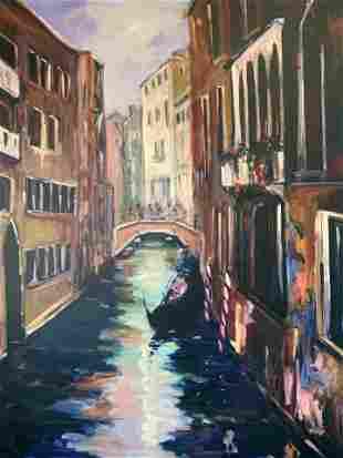 Allayn Stevens Digital Print on Canvas