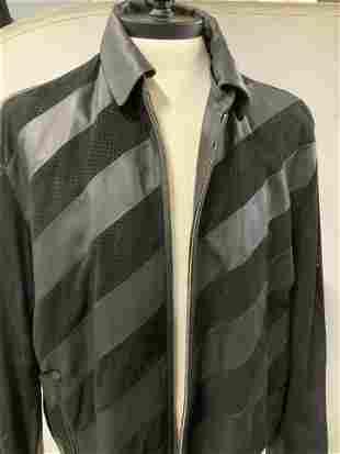 Leather & Suede BERNINI PLATINUM Men's Jacket