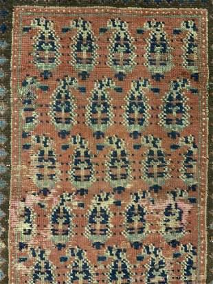 Antique Persian Handmade Carpet