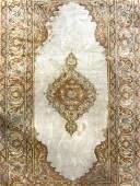 Vintage Oriental Handmade Wool Rug