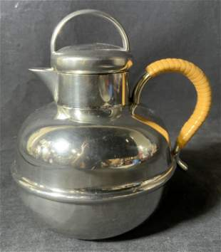 TRINAC Pewter Pitcher
