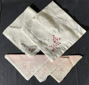 Lot 5 Napkins & Tea Towels