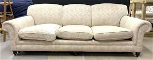 George Smith Sofa W Elizabeth Eakin Upholstery