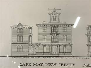 Limited Edition Architectural Engraving