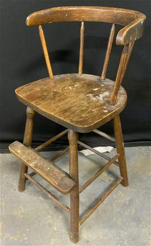 NM SARGENT & SONS Youth Chair