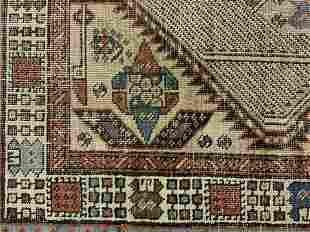 Antique Wool Area Rug