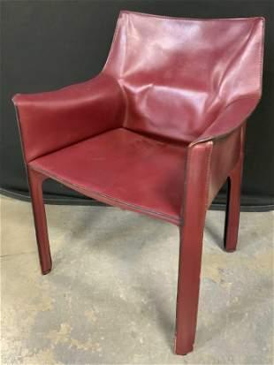 CASSINA Mario Bellini Cab Chair