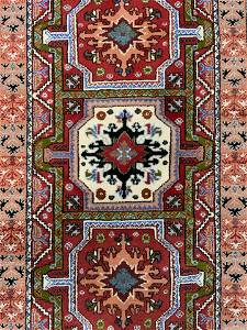 EXTRA SUPERIEURE MOROCCAN Handmade Wool Rug