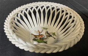 HEREND Hungarian Porcelain Dish