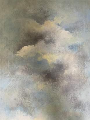 GUSTI WYMAN Signed Oil on Canvas