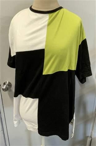 WORKSHOP Cotton Colorblock Ladies Shirt