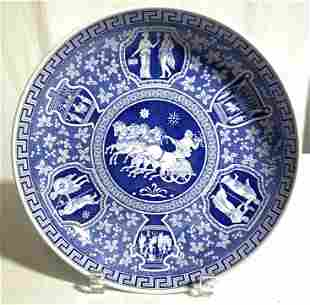 SPODE THE BLUE ROOM COLLECTION Porcelain Plate