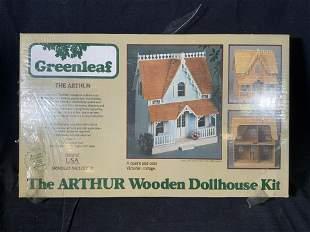 GREENLEAF Wooden Dollhouse Kit