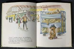 Vintage Paddington Bear Picture Book