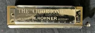 Vintage M HOHNER Harmonica