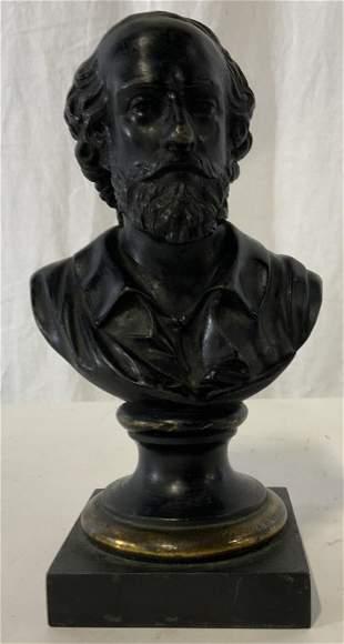 GINO RUGGERI Bronze Bust