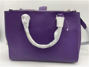MICHAEL KORS Leather Top Handle Handbag
