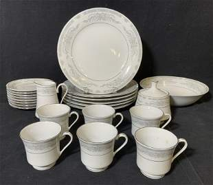 Set 23 FAIRFIELD China Teacups & Dishes