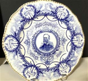 COALPORT England Porcelain 'Santiago' Sampson