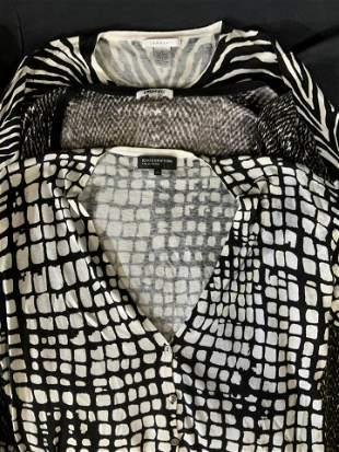 Blk & Wht Ladies Knitwear, DKNY, Jones NY, Grace
