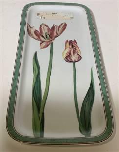 LAURE Japy for Limoges France Porcelain Tray