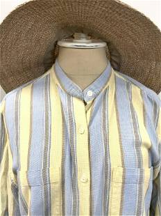Lot 3 Ladies Button Up Blouses & WALLAROO Hat