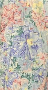 Vintage Floral Comforter