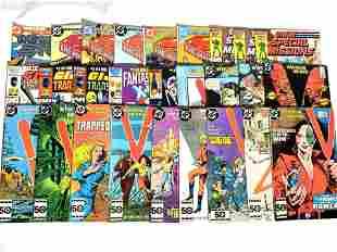 Group Lot Vintage MARVEL & DC COMICS
