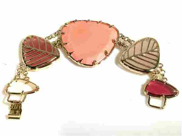 Luxury Chunky Bracelet w Bloomingdales Box