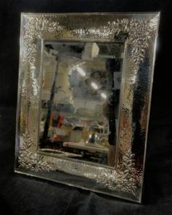 Argenti Valenti Sterling Silver Picture Frame