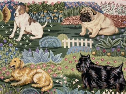 123 CREATIONS Needlepoint Tapestry