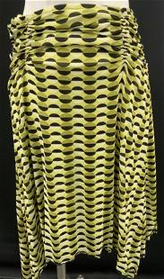 Lot 3 Patterned Ladies Skirts & Chunky Cardigan