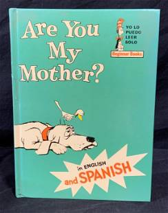 P. D. Eastman Are You My Mother? Book