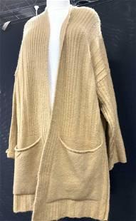 TOPSHOP Soft Hand Acrylic Long Sweater Cardigan