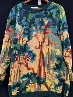 Celina Yang Knit Cotton Sweater, unisex