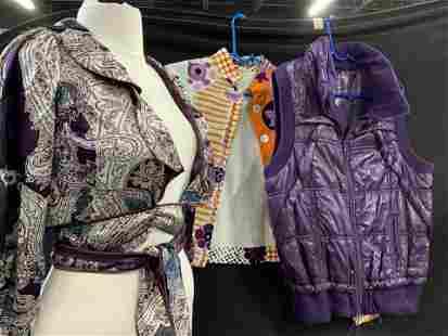 Vintage Calvin Klein Vest, Bolero, Dress Jacket