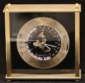 Large Vintage Seiko World Clock