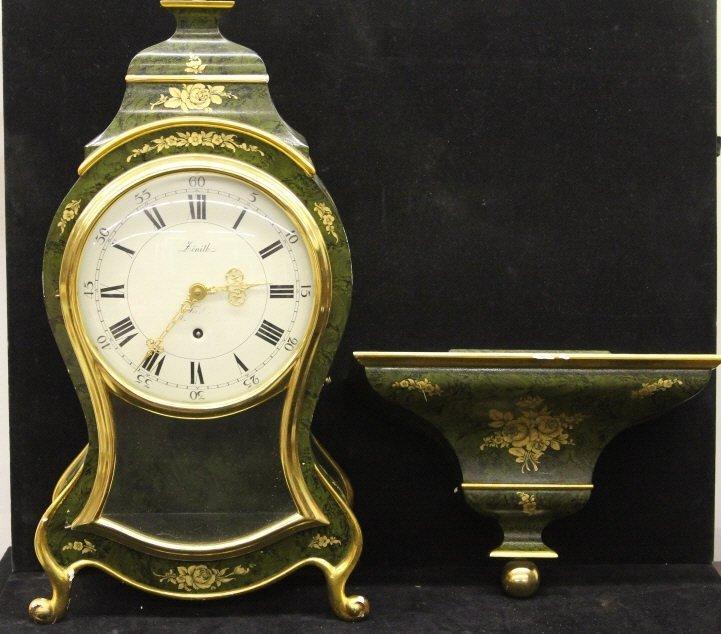 Style Zenith Swiss Made Wall Clock