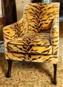 ROSE TARLOW MELROSE HOUSE Sabre Leg Armchair