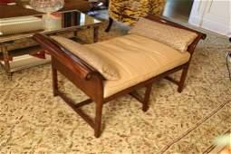 ROSE TARLOW MELROSE HOUSE Figaro Bench