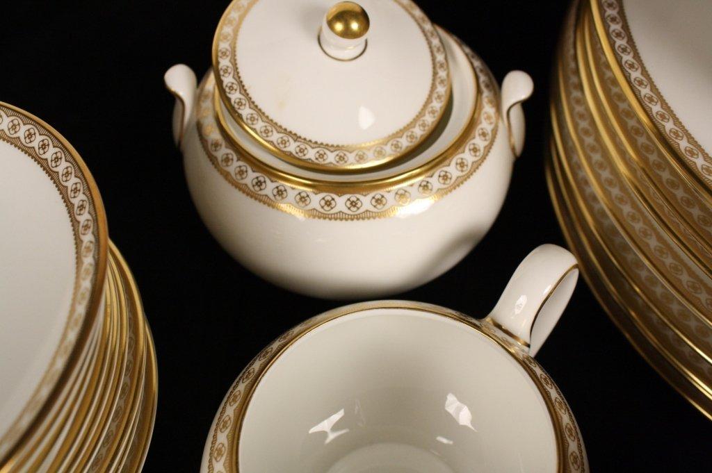 WEDGWOOD Vintage China Gold Ulander Pattern - 3