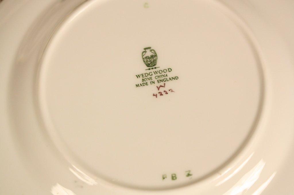 WEDGWOOD Vintage China Gold Ulander Pattern - 4