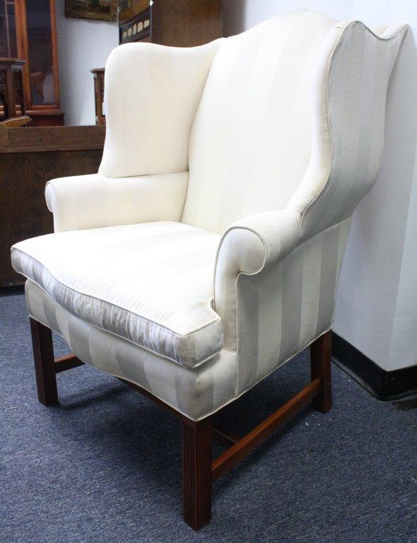 Wing Cream Armchair