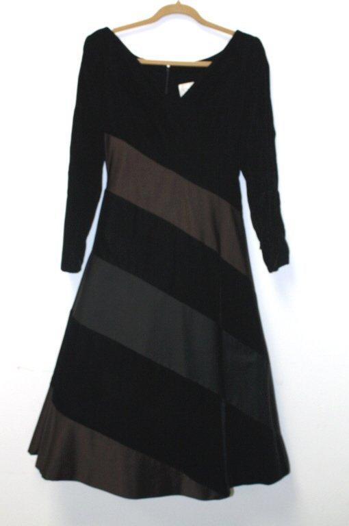 OSCAR DE LA RENTA Vintage Designer Gown