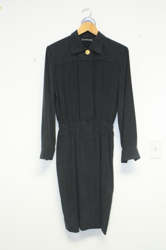 LOUIS FERAUD Vintage Designer Dress