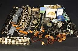 Group Lot Costume Jewelery