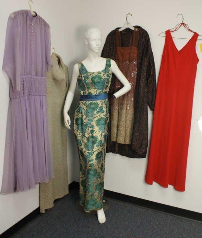 Group Lot Vintage Dresses