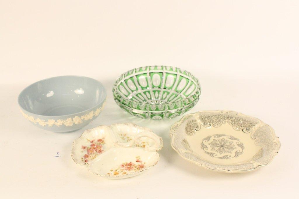 Vintage Group Lot of 4 Serving Bowls